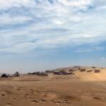 Blick auf Kolmanskop