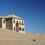 Haus in Kolmanskop